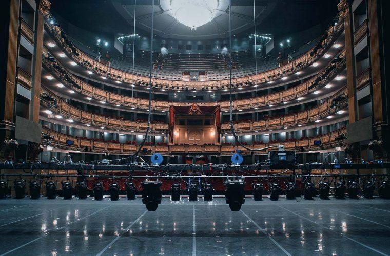 Reforzamos la seguridad en el Teatro Real