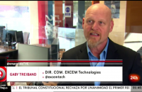 Interview on cybersecurity. Gabriel Treiband on Emprende TVE